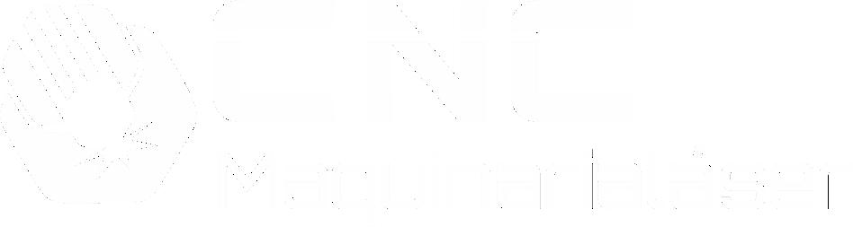 Logo blanco CNC